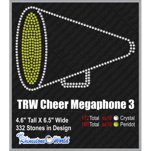 Cheer Megaphone 3  - Download