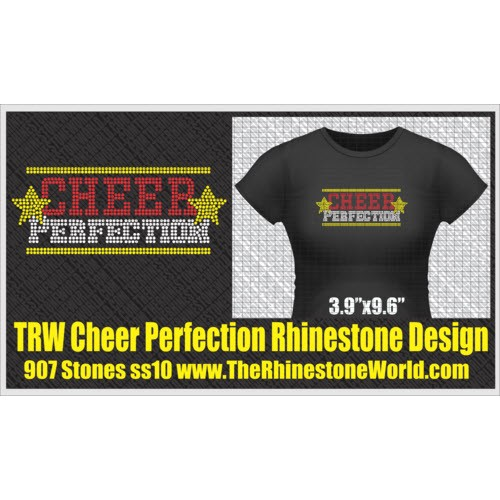 Cheer Perfection Design  - Download