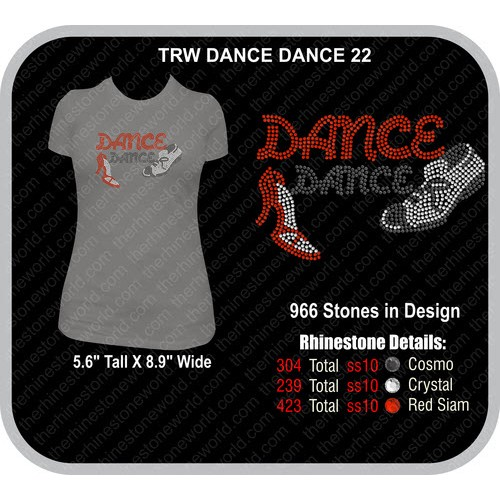 DANCE DANCE 22 Design  - Download