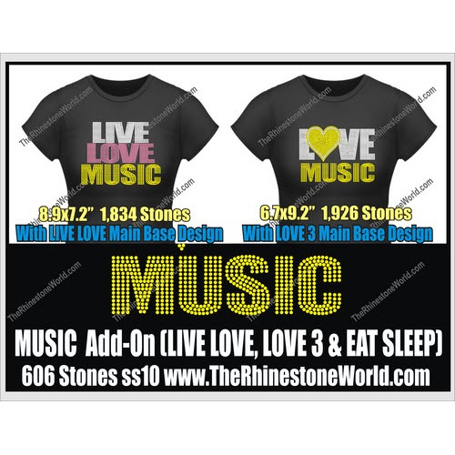 Music LIVE LOVE, Love 3 & Eat Sleep Add-On Desi - Download