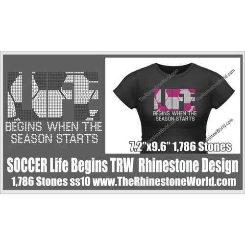 Soccer Life Begins When The Season Starts  - Download