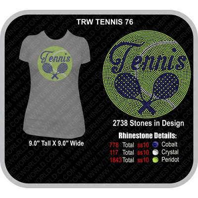 TENNIS 76 Design  - Download
