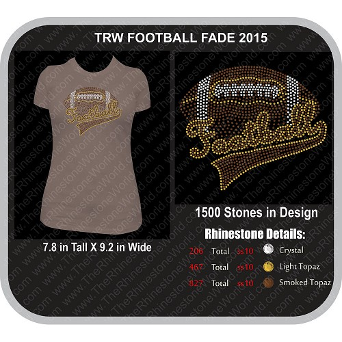 TRW FOOTBALL FADE 2015 Design  - Download