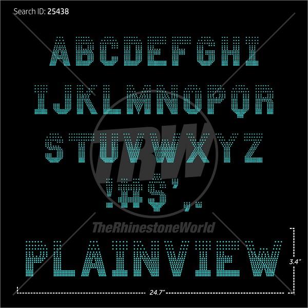 TRW 5028 A Faded Rhinestone TTF - Download
