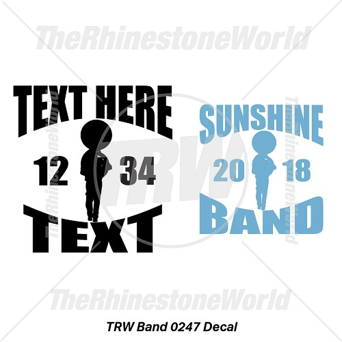 TRW Band 0247 Decal (Vol 1) - Download