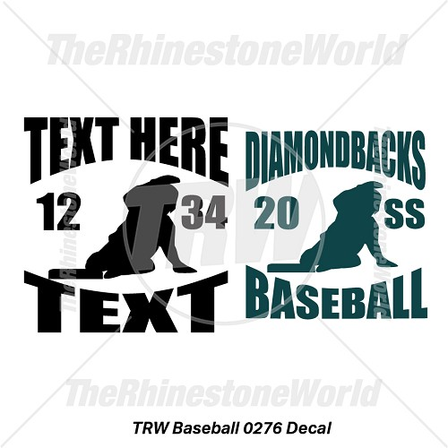 TRW Baseball 0276 Decal (Vol 1) - Download