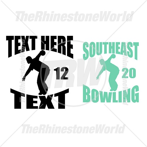 TRW Bowling 0146 Decal (Vol 1) - Download