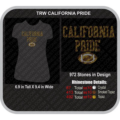 TRW CALIFORNIA PRIDE   - Download