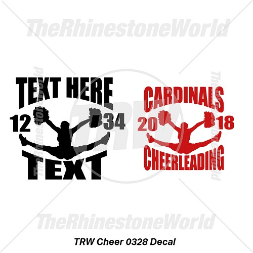 TRW Cheer 0328 Decal (Vol 1) - Download