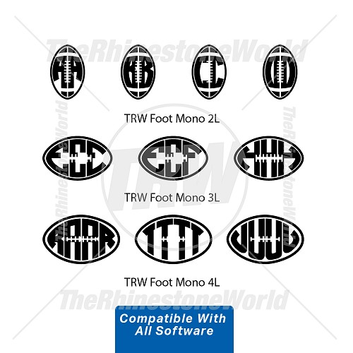 TRW Football Mono-For All Software - Download