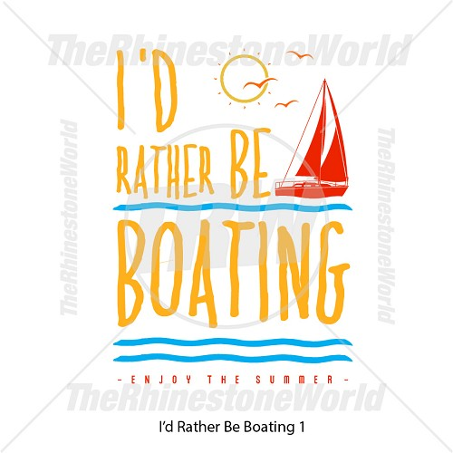 TRW I'd Rather Be Boating 1 (Vol 2) - Download