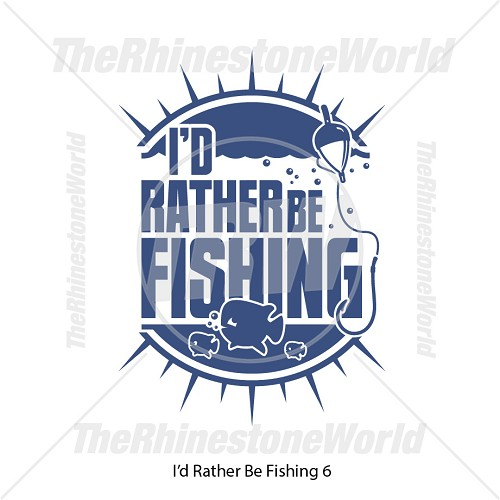TRW I'd Rather Be Fishing 6 (Vol 2) - Download