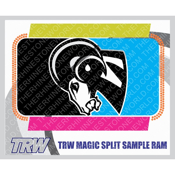TRW Magic Split Image Mascot Sample Ram - Download
