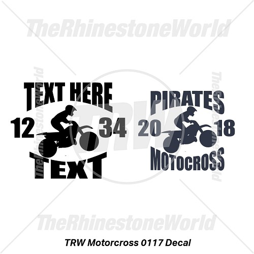 TRW Motorcross 0117 Decal (Vol 1) - Download