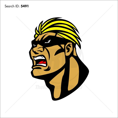 Raider 2 Vector Mascot - Download