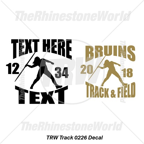 TRW Track 0226 Decal (Vol 1) - Download