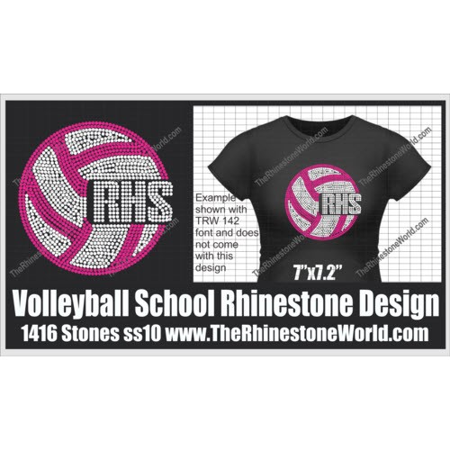 TRW Volleyball School Design  - Download