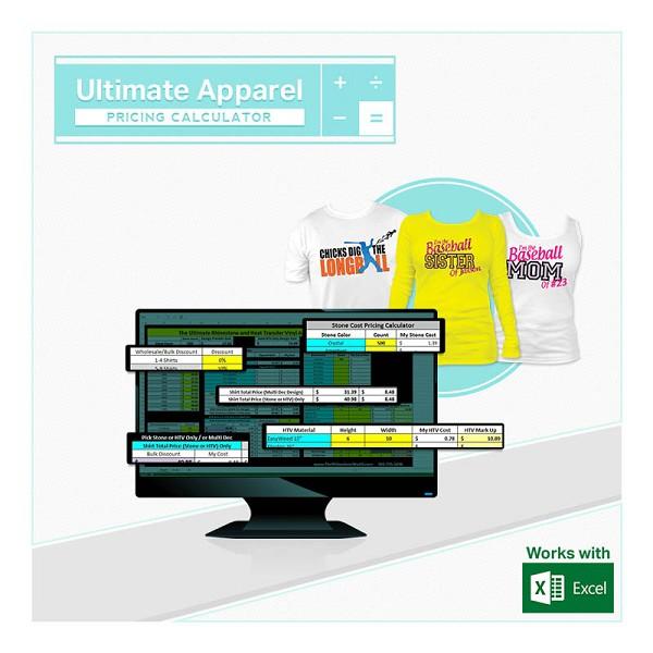 ultimate apparel pricing calculator