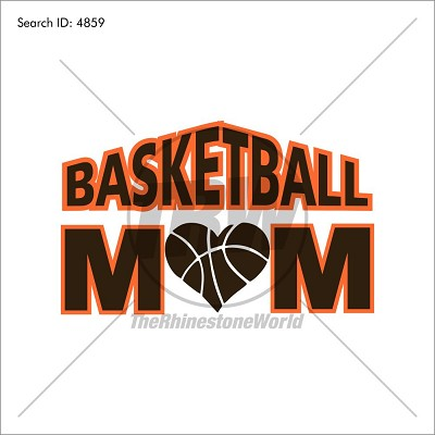 Vector Basketball Mom - Download