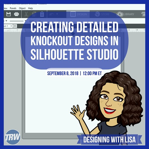Designing with Lisa - Sept. 8th 2018