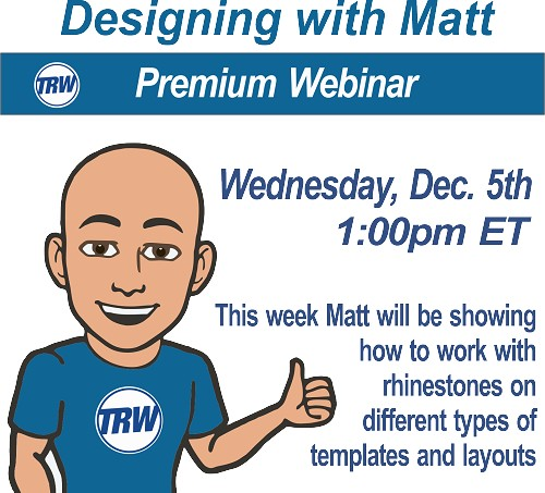 Designing with Matt - Dec. 5th 2018