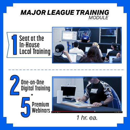 Major League Training Module (Trade Show)