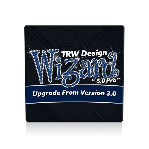 TRW Design Wizard 5.0 Pro Upgrade (from Version 3.0)
