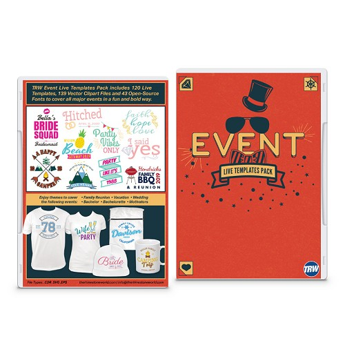 Events Live Template Pack