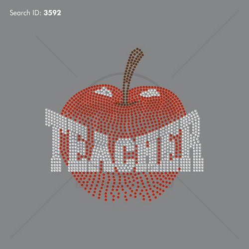 TEACHERS 101 Rhinestone Design - Download
