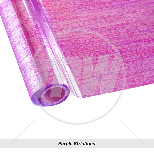 Specialty Magic Foil - Striations-Purple