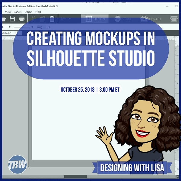 Designing with Lisa - Oct. 25th, 2018