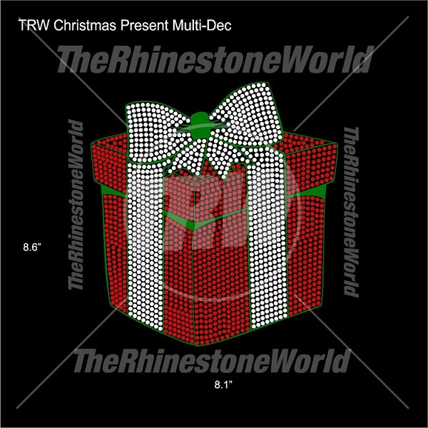 TRW Christmas Present Multi-Dec