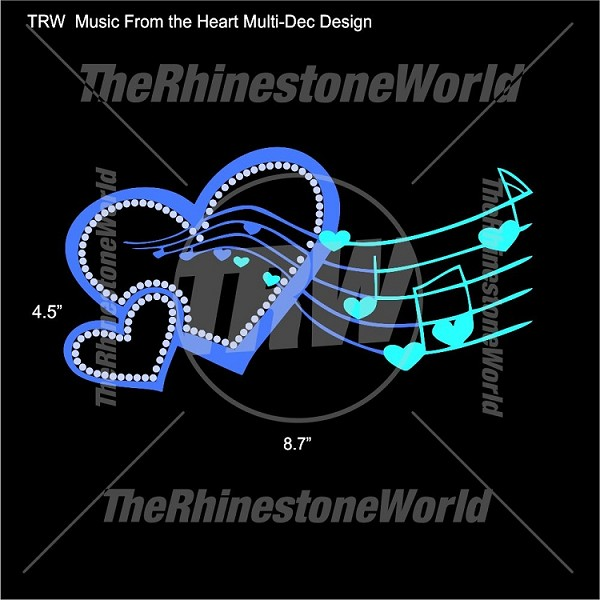 TRW Music From the Heart