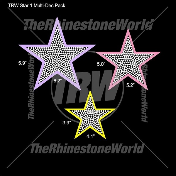 TRW Stars 1 Multi-Dec Pack