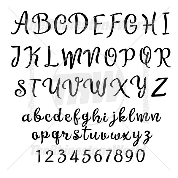 TRW Whimsy Font